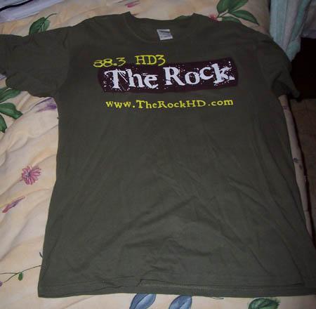 Rock Shirt - Before 001
