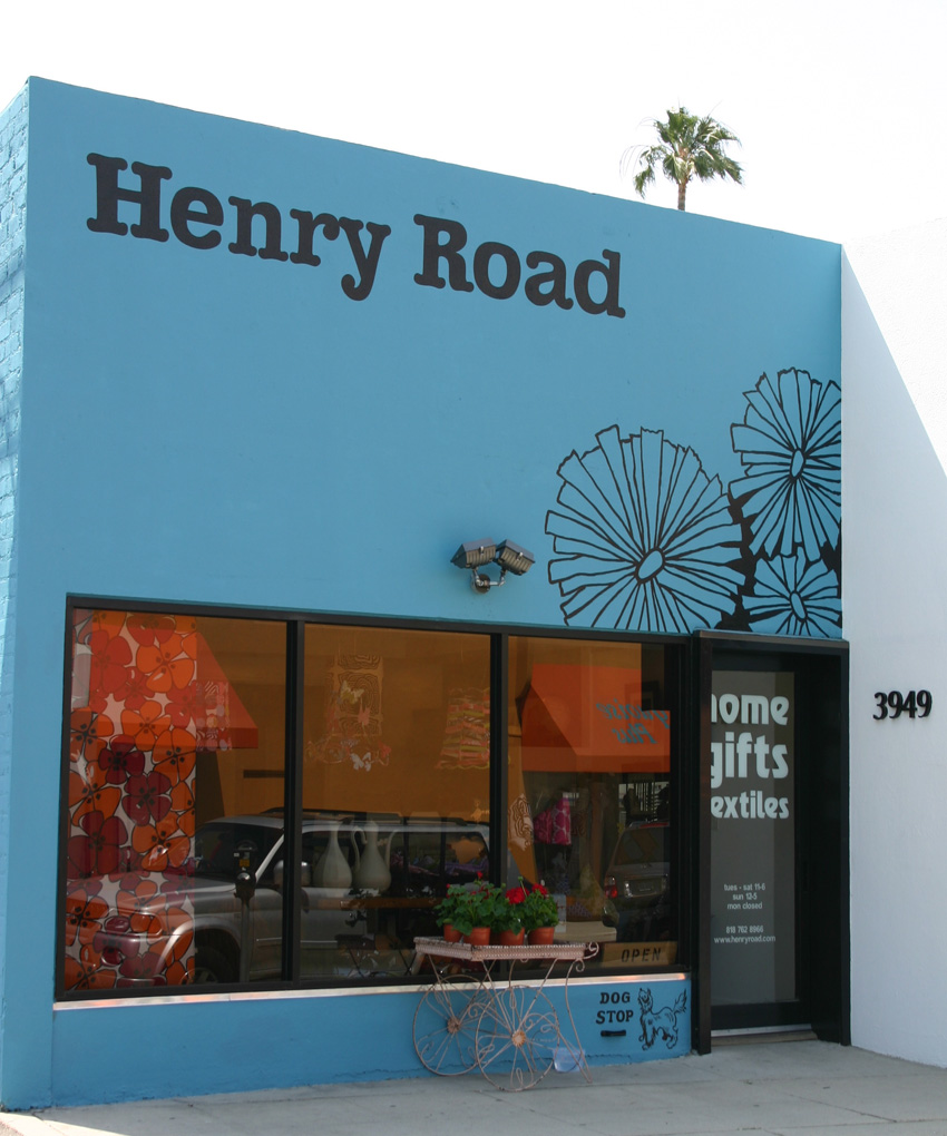 NEW! Henry Road Store in LA {and 20% off}