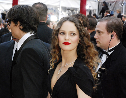 johnny depp y vanessa paradis. Oscar, Johnny Depp and Vanessa