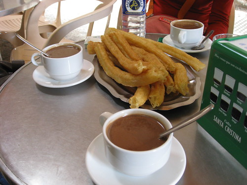 Churros (by Sputnik Mania)