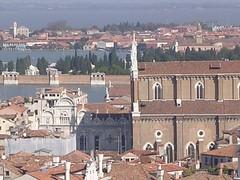 San Giovanni e Paolo, San Michele e Murano dal Campanile