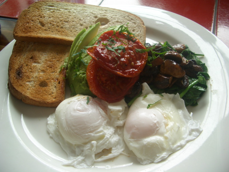 Digable vege breakfast