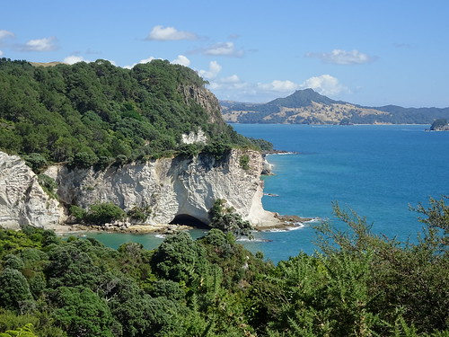 Cathedral Cove - View Point