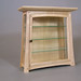 Curly Maple Display Case