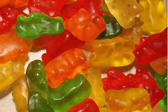 Day 253 - Gummy Bears