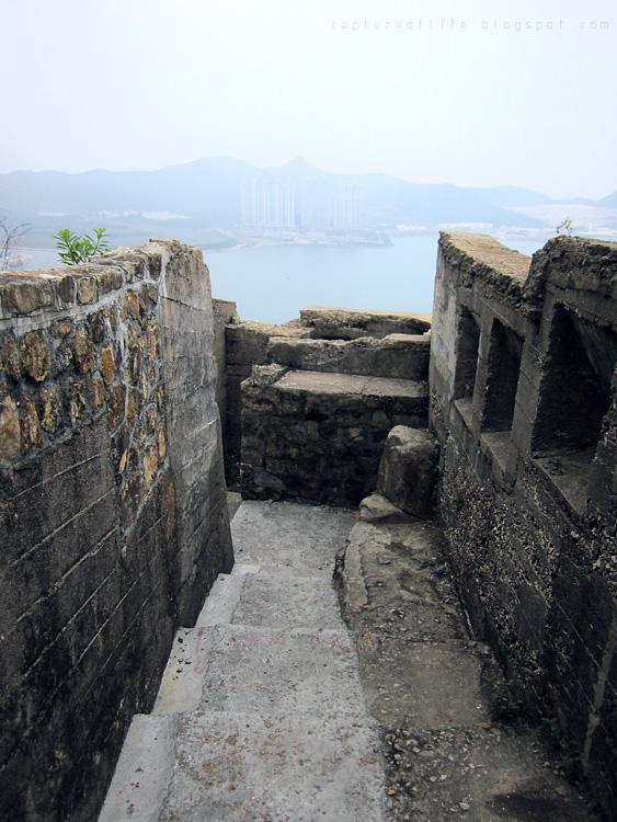 魔鬼山炮台