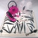 Torta zebra pink  6kg