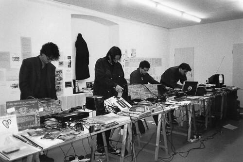 Band freundschaft bei Gutleut 15, April 1997