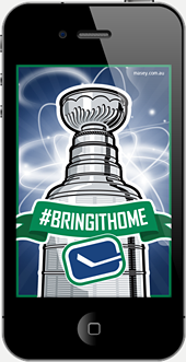 Vancouver Canucks Icons & Wallpapers