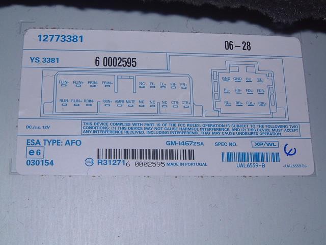 Radio does it have amp archive saabscene saab forum saab radio does it have amp archive saabscene saab forum saab technical information resource sciox Choice Image