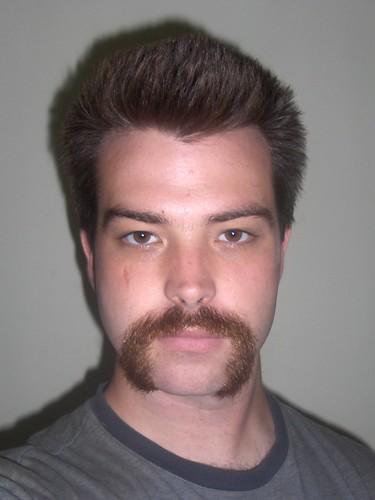 My Moustache