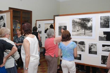 Exposición Fotografica de Alberto Brarda - Gentileza FOTO OLIVO