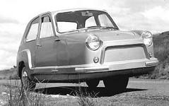 Bond 875 prototype. (Lawrence Peregrine-Trousers) Tags: cars glass prototype bond preston blackpool fibre 875 fibreglass lightweight longridge ffffffffff