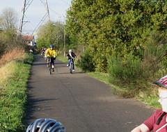 LPS nov 07 4.jpg (chdot) Tags: edinburgh bingham cycleride craigmillar queenmargaretuniversity httptinyurlcom2gy7jo lismoreprimaryschool