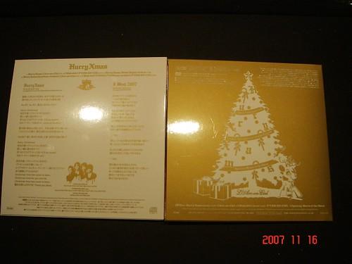 CD & DVD 封底