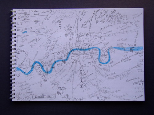 Memory Map of London
