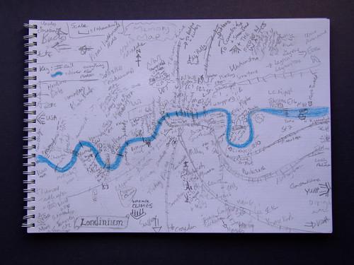 Memory Map of London