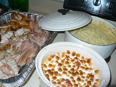 Thanksgiving Dinner 2007