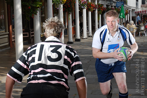 Pantiles Urban Rugby
