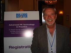 Jim Sinkinson, Publisher Bulldog Reporter