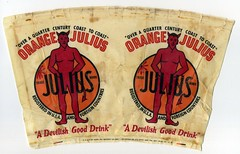 Orange Julius Cup