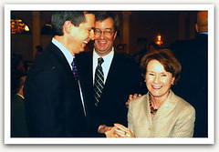 """Premier Dalton McGuinty and Penny with the Honourable Jim Watson • <a style=""""font-size:0.8em;"""" href=""""http://www.flickr.com/photos/21584185@N07/2089647307/"""" target=""""_blank"""">View on Flickr</a>"""