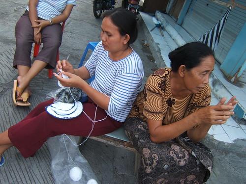 crochety old ladies