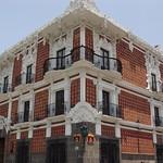 Puebla: Edificio Coatepec