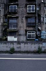 070619041.jpg (todoanphoto) Tags: tokyo contax rx distagon carlzeiss minowa 25mmf28 dojunkaiapartment