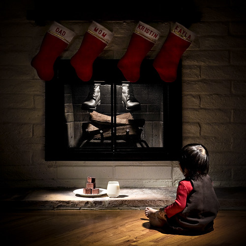 Santa Claus........
