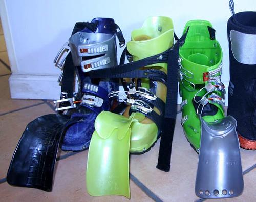 Scarpa ski boots