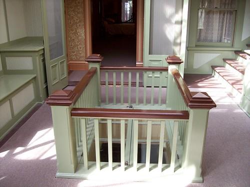 Mansion Winchester, detalle