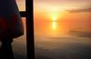 sunrise on the sound (the kelp knot) Tags: morning sunrise marine connecticut atlantic estuary bouy longislandsound portside buoyant estuaryofnationalsignificance courtnayjaniak