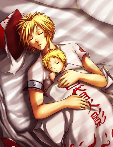 Naruto Sunday Morning by ..Uchiha_Shosuke...