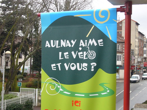 Aulnay aime le Vélo