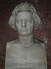 Regensburg: Walhalla: Ludwig van Beethoven