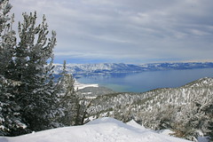 tahoe8000ft (jaynthelion) Tags: tahoe laketahoe heavenly christmasscene christmaspostcard