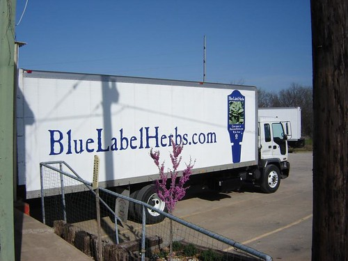 Truck: Blue Label Herbs