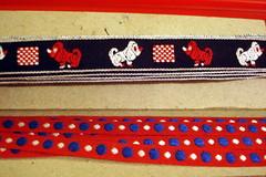 (Kooka_) Tags: vintage craft fabric ribbon supplies trim haberdashery kooka notions fitas crafties retrosaria gales kookalicious