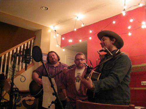 Jeff Tweedy, Hotel SnS, 4-12-08