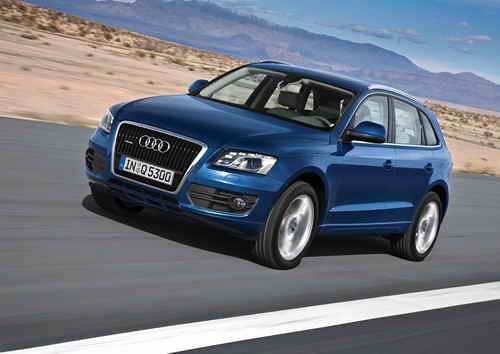 Audi Q5 Car Picture