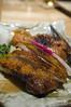 比内地鶏の塩焼き, 東京ミッドタウン今井屋茶寮, 六本木