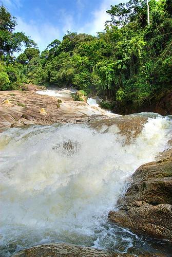 Chamang Fall