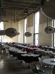 Restaurant in Palais de Tokyo (chrrristine) Tags: paris palaisdetokyo