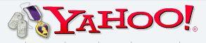 Yahoo Memorial Day Logo '08