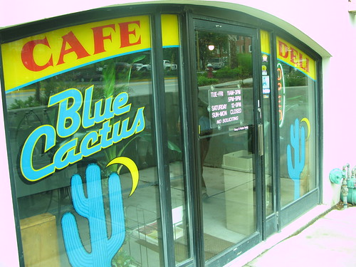 Blue Cactus Cafe, Columbia SC by you.