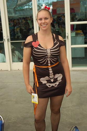 Comic Con 2008: Anna Rexia