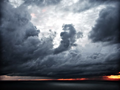 'Revelations are found in clouds' (shastadaisy~) Tags: ocean winter sunrise dawn bravo tasmania stormysky blackclouds firstquality mywinners awardtree revelationsarefoundinclouds fridayssky dragondaggerphoto magicunicornverybest magicunicornmasterpiece magiayfotografia
