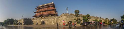 Chaozhou Ming Walls
