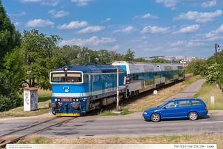 750.713-0 | trať 331 | Zlín – Louky